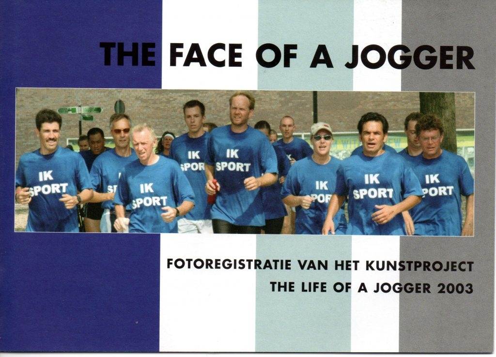Booklet The Face of a Jogger
