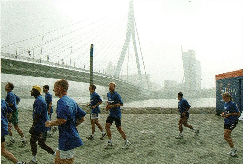 Kim Engelen, 10k Performance: The Life of a Jogger, 2003