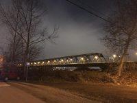 Pančevo Bridge, Belgrade (Serbia)