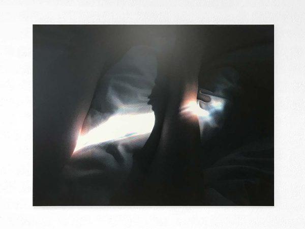 Kim Engelen, Sun-Penetrations—Hopeful and Heartbroken in Norway, Dibond, Total-shot, 2013