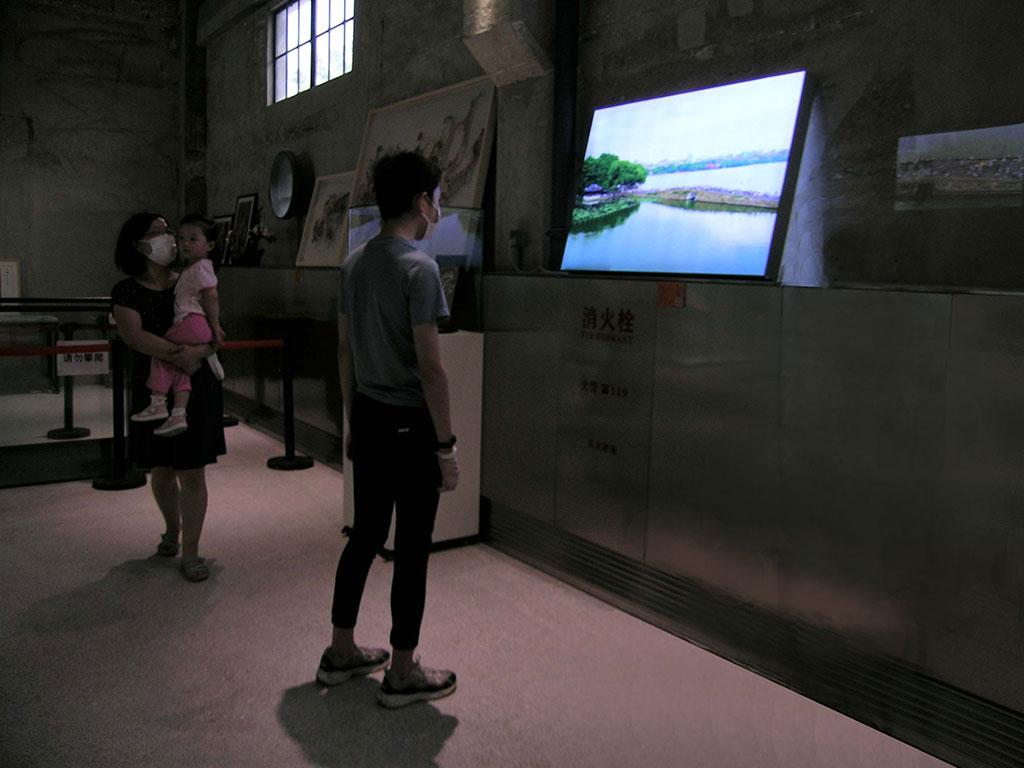 Kim Engelen, Yangpu River Museum, JoeJoe-looking, 2020