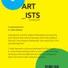 Kim Engelen, 5 Artists Interviews, #1 Artists Friends, Back-Cover, 2020