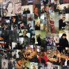 Kim Engelen ,Collage Friends, half-total shot, 178x121.4x5 cm, 1998