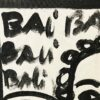 Kim Engelen, Bali Bali Bali No.3 (Large), Acrylic on Canvas, Detail-shot 2, 1998