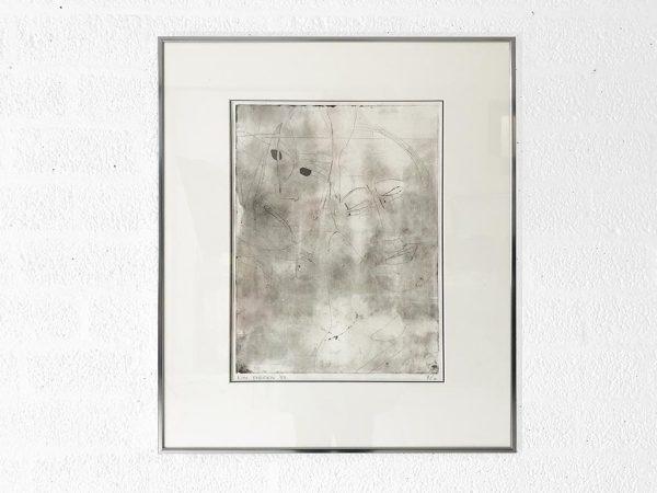 Kim Engelen, Ilse & Gerben—Variation (No.7), Etching, 1997