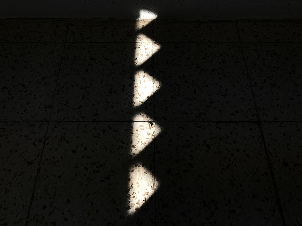 Kim Engelen, Sun-Penetrations, Trapped, Maasbracht, Netherlands, 2021