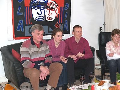 Kim Engelen, Art Angels meet-up, Since 2008