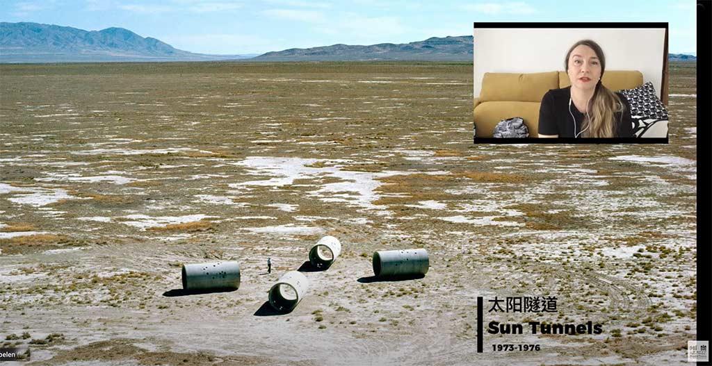 Kim Engelen, Artist Talk, Loneliness in the Time of Quarantine, DoBE group & Sino Italian Design Exchange Centre, 2020
