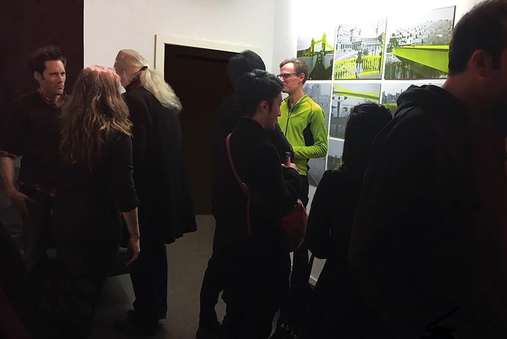 Kim Engelen, Markers, Opening 1 February 2017, Germany, Berlin