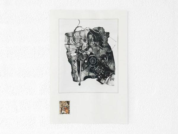 Kim Engelen, Aftermath No.2 (Sculpture No.2), 1993