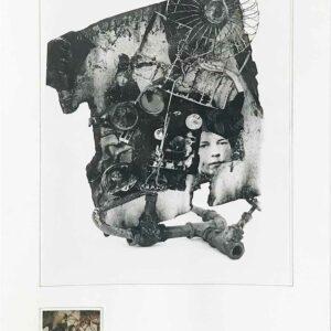 Kim Engelen, Aftermath No.1 (Sculpture No.1), Digital Download, 1993