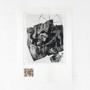 Kim Engelen, Aftermath No.3 (Sculpture No.3), 1993