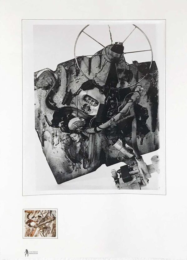 Kim Engelen, Aftermath No.3 (Sculpture No.3), Digital Download, Web Review, 1993
