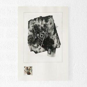 Kim Engelen, Aftermath No. 4 (Sculpture No. 4), 1993