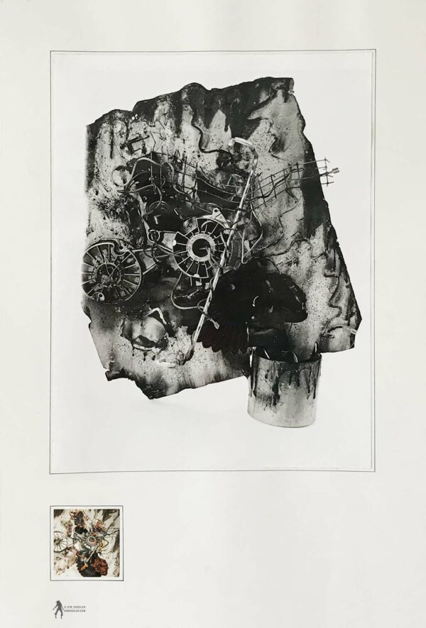 Kim Engelen, Aftermath No. 4 (Sculpture No. 4), Digital Download, Web-Preview, 1993