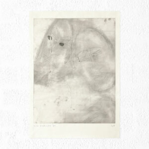 Kim Engelen, Ilse & Gerben—Detail No.3, Etching, 1997