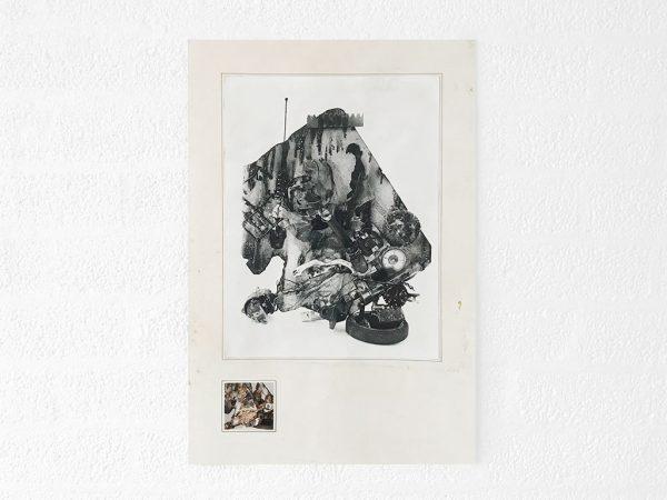 Kim Engelen, Aftermath No. 5 (Sculpture No. 5), 1993