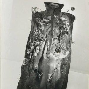 Kim Engelen, Aftermath No. 8, Photograph 10 (Cloak Sculpture), 1993