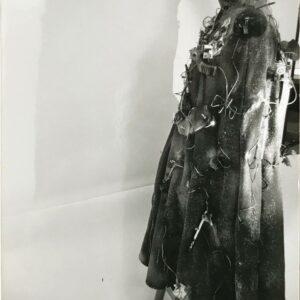 Kim Engelen, Aftermath No.8, Photograph 14 (Cloak-Sculpture), 1993