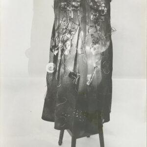 Kim Engelen, Aftermath No.8, Photograph 15 (Cloak-Sculpture), 1993