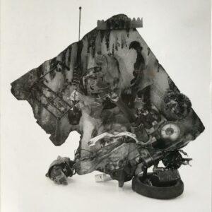 Kim Engelen, Aftermath No.8, Photograph 16 (Aftermath Sculpture No.5), 1993
