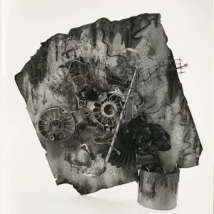 Kim Engelen, Aftermath No. 8, Photograph 17 (Aftermath Sculpture No.4), 1993