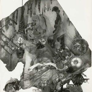 Kim Engelen, Aftermath No. 8, Photograph 18 (Aftermath Sculpture No.5), 1993