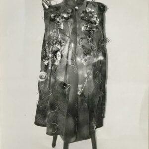 Kim Engelen, Aftermath No. 8, Photograph 20 (Cloak-Sculpture), 1993