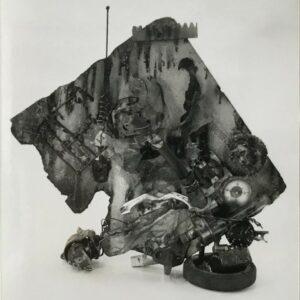 Kim Engelen, Aftermath No. 8, Photograph 22 (Aftermath Sculpture No.5), 1993