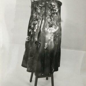 Kim Engelen, Aftermath No. 8, Photograph 23 (Cloak-Sculpture), 1993