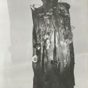 Kim Engelen, Aftermath No. 8, Photograph 24 (Cloak-Sculpture), 1993