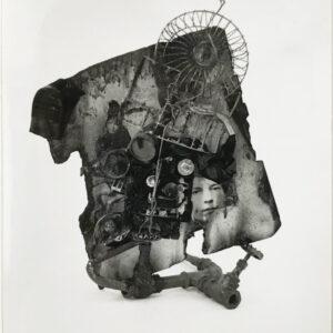 Kim Engelen, Aftermath No. 8, Photograph 2 (Aftermath Sculpture No.1), 1993