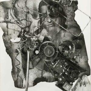 Kim Engelen, Aftermath No. 8 (Photograph 3, Aftermath Sculpture No. 2), 1993