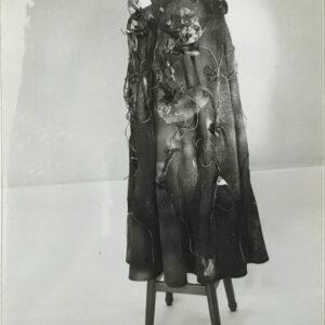 Kim Engelen, Aftermath No. 8 (Photograph 4, Aftermath Cloak Sculpture), 1993