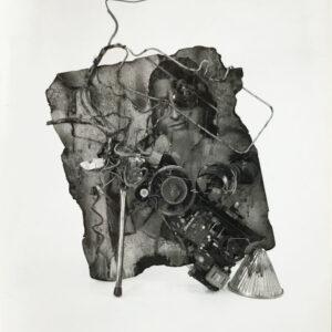 Kim Engelen, Aftermath No. 8, Photograph 7 (Aftermath Sculpture No.2), 1993