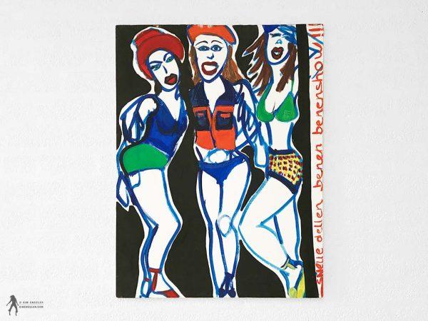 Kim Engelen, Fast Chicks (Snelle Dellen Benen Show), Digital Download, Web Preview, 1997