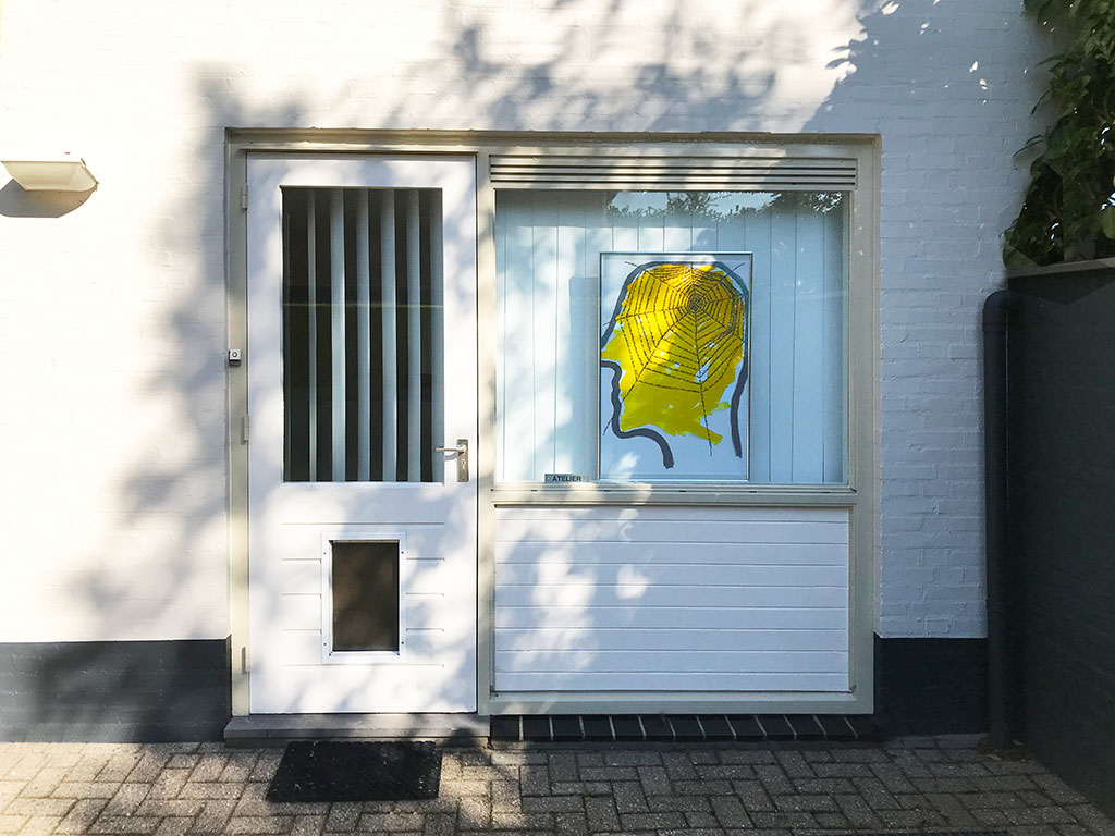Kim Engelen, Atelier Studio, Art by Kim Engelen, Maasbracht, 2021