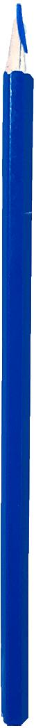 Kim Engelen, Blue Color-Pencil, 2021