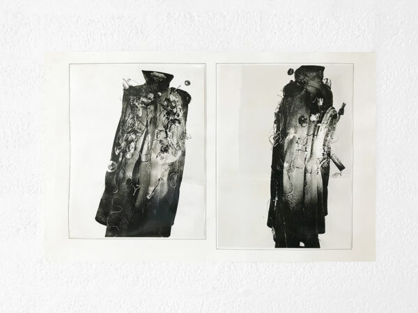 Kim Engelen, Aftermath No.7 (Cloak-Sculpture), 1993