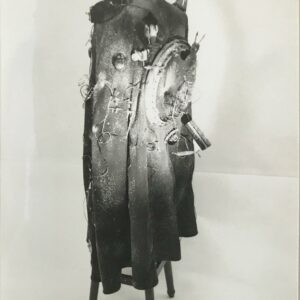 Kim Engelen, Aftermath No. 8 (Photograph 5, Aftermath Cloak Sculpture), 1993