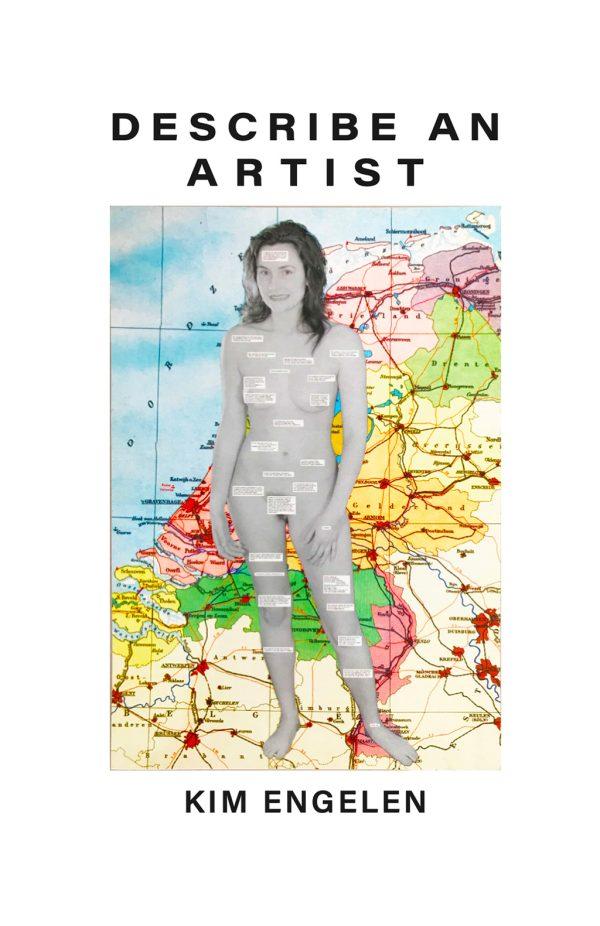 Kim Engelen, Describe an Artist, Digital Version, Front Cover, 2021
