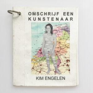 Kim Engelen, Omschrijf een Kunstenaar (English: Describe an Artist), Book 1 (Inkijkexemplaar), 1999