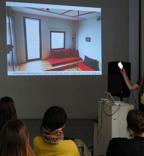 10. MKM-Magacin Artist-Talk Kim Engelen