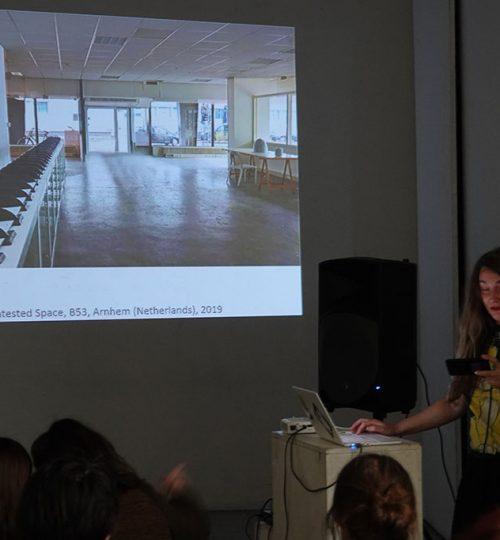4. MKM-Magacin Artist-Talk Kim Engelen