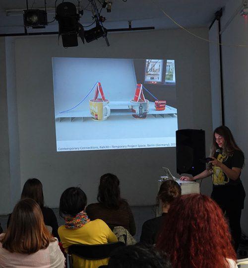 5. MKM-Magacin Artist-Talk Kim Engelen