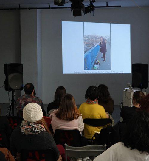 6. MKM-Magacin Artist-Talk Kim Engelen