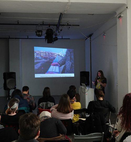 7. MKM-Magacin Artist-Talk Kim Engelen