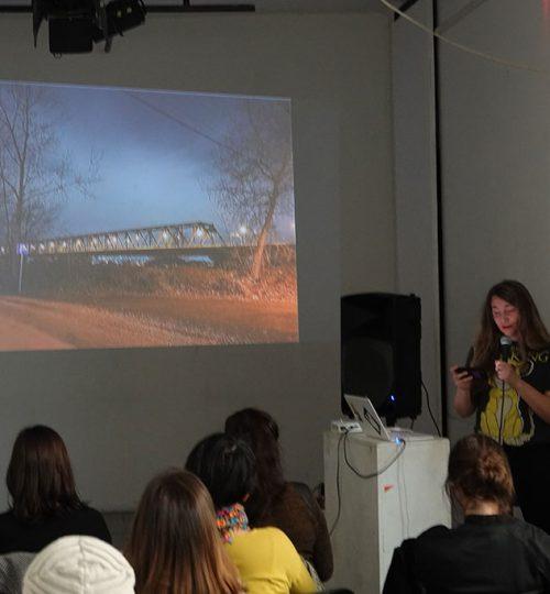 8. MKM-Magacin Artist-Talk Kim Engelen