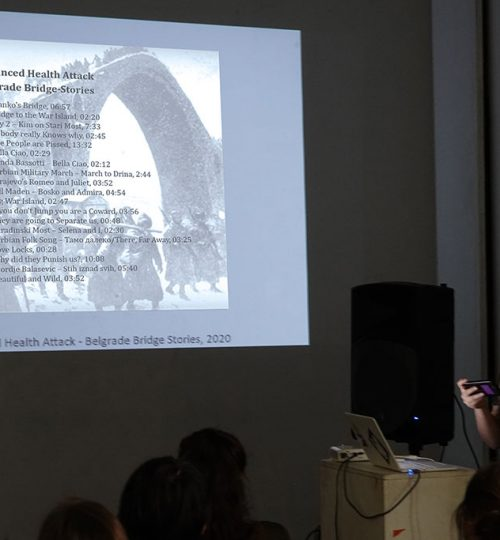 9. MKM-Magacin Artist-Talk Kim Engelen